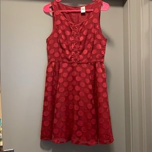 Disney Inspired Minnie Red Dress